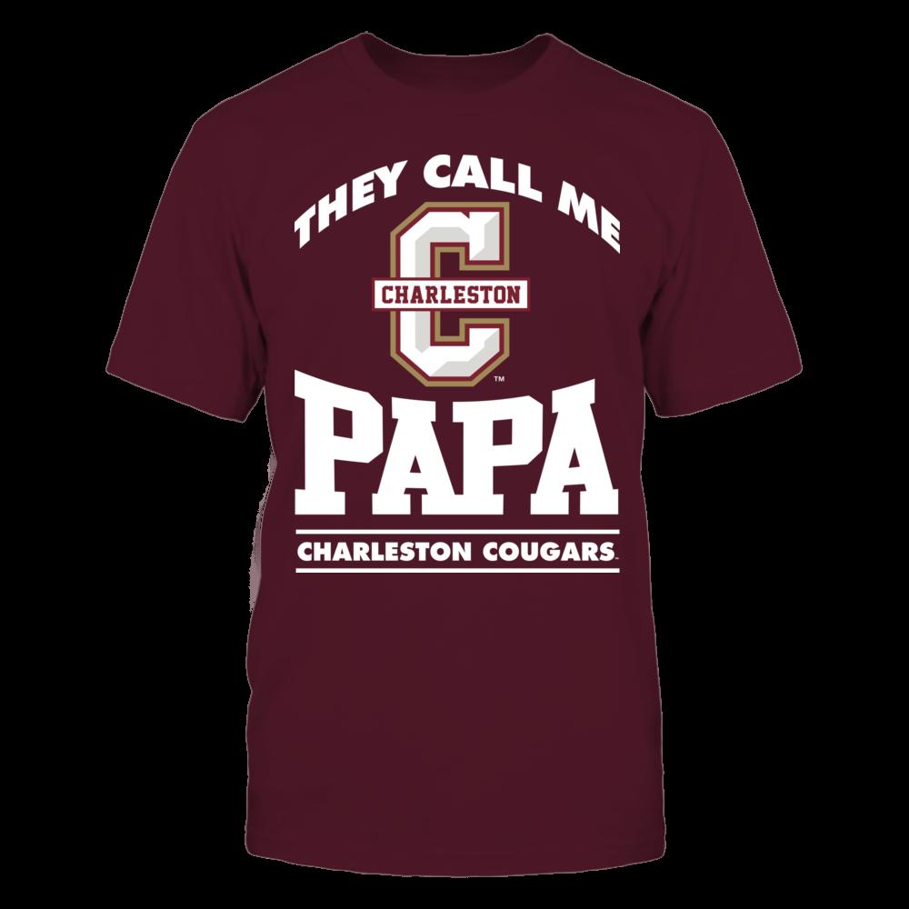 Charleston Cougars They Call Me Papa - Charleston Cougars FanPrint