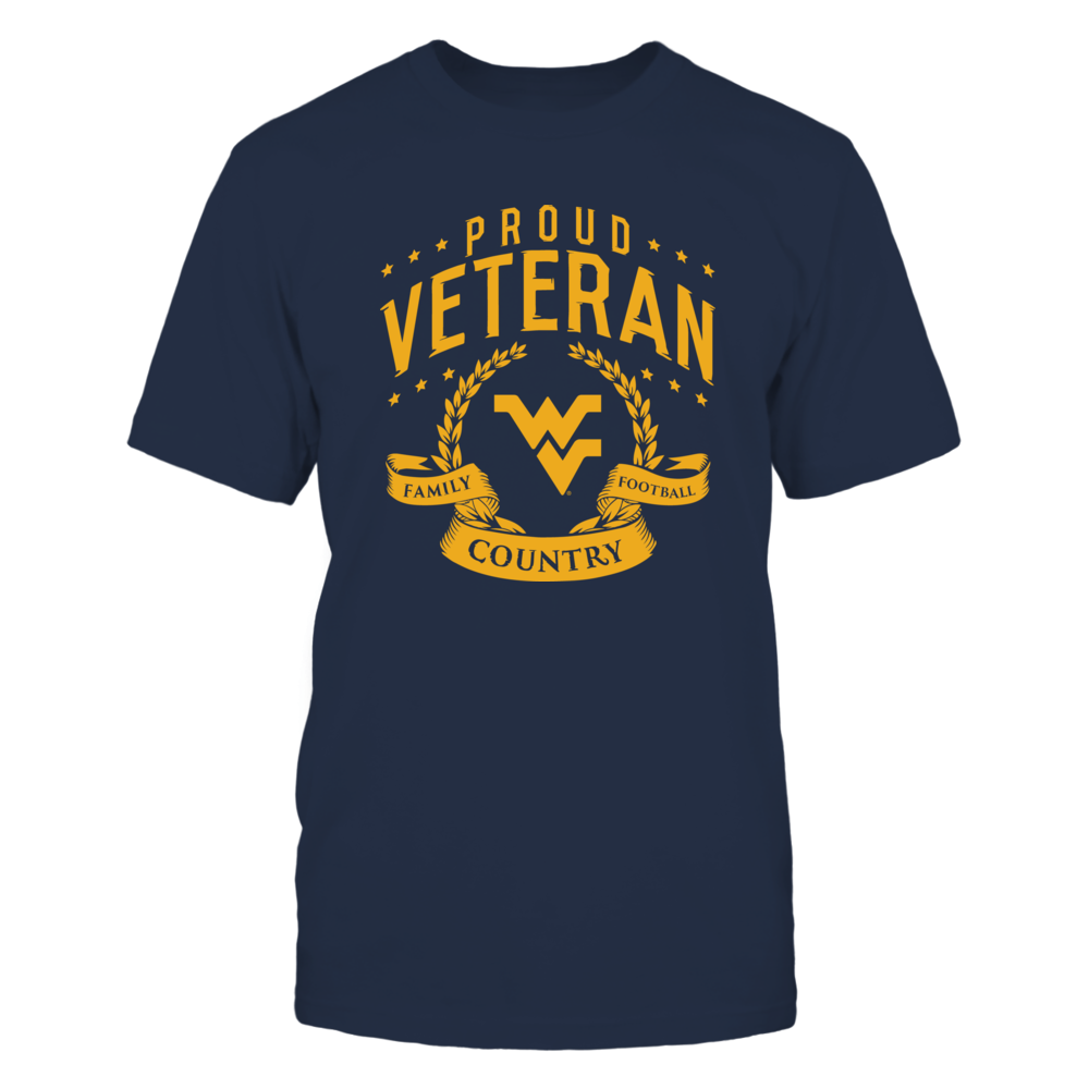 Proud Veteran West Virginia Front picture