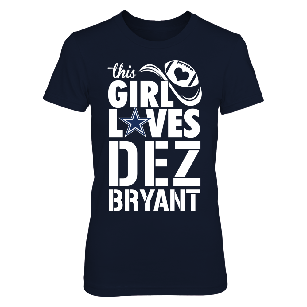 Dez Bryant - This Girl Loves Front picture