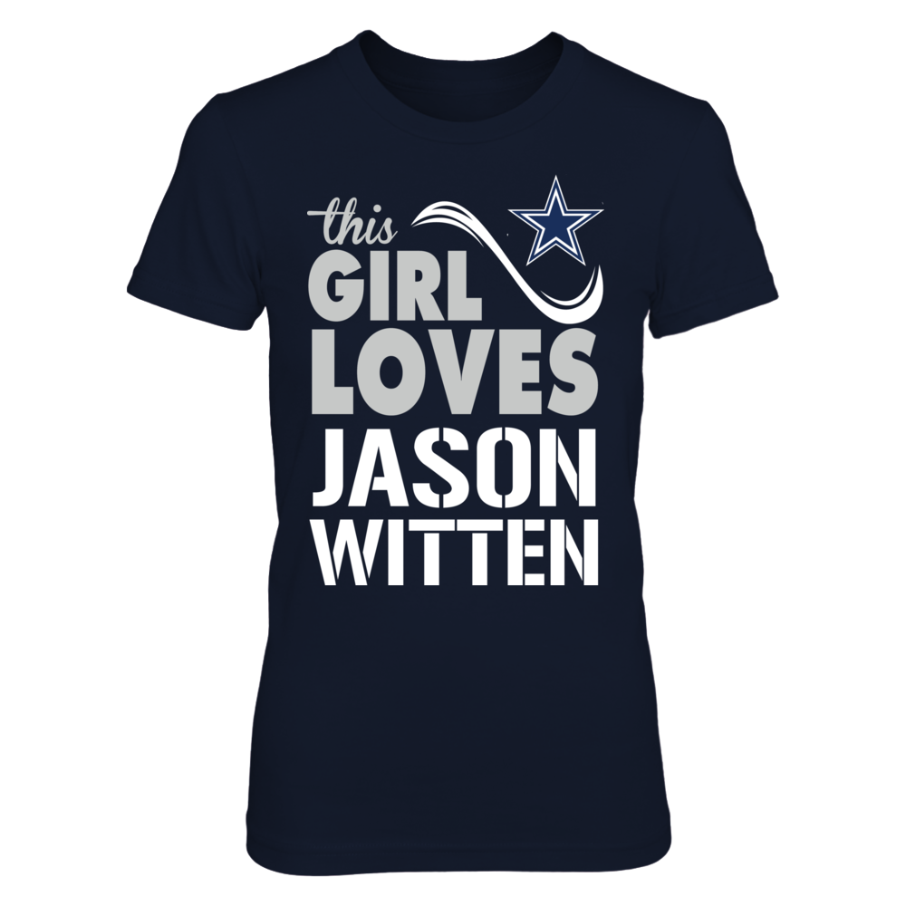 Jason Witten - This Girl Loves Front picture