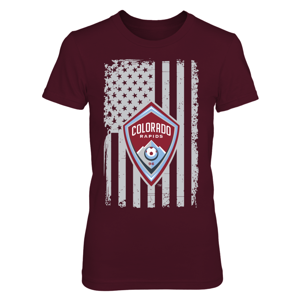 Show Your Pride - Colorado Rapids Front picture