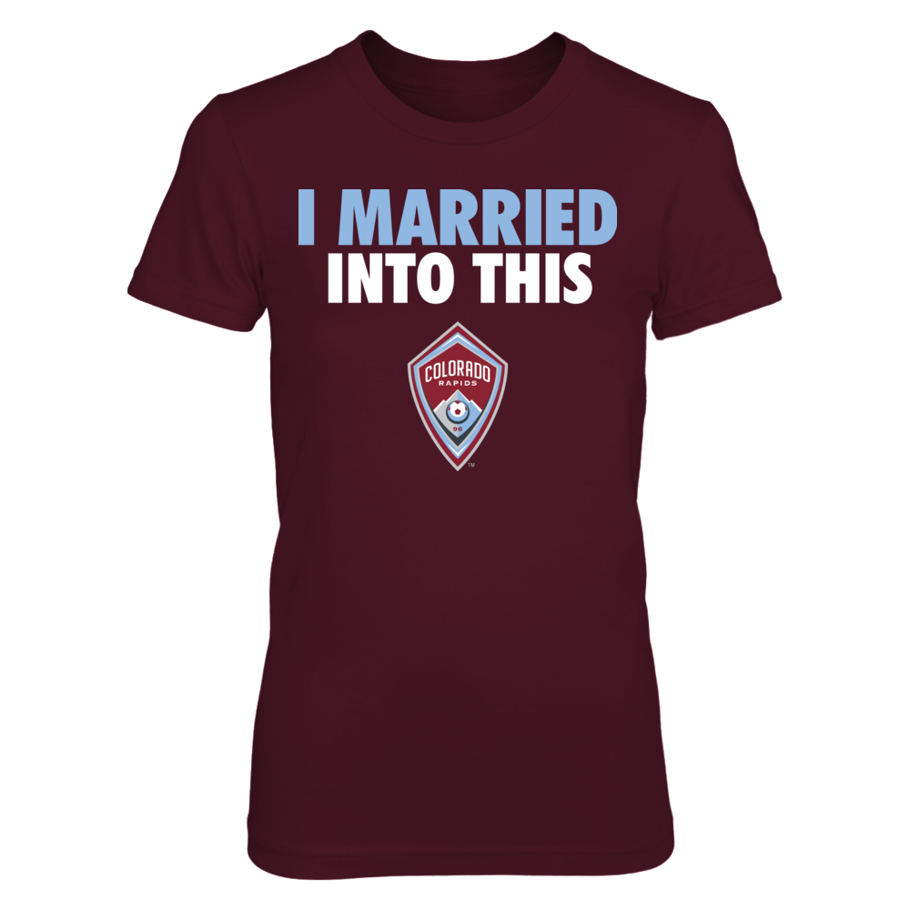 Colorado Rapids - I Married Into This Front picture