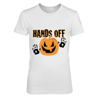 Halloween Pumpkin Hands-Off