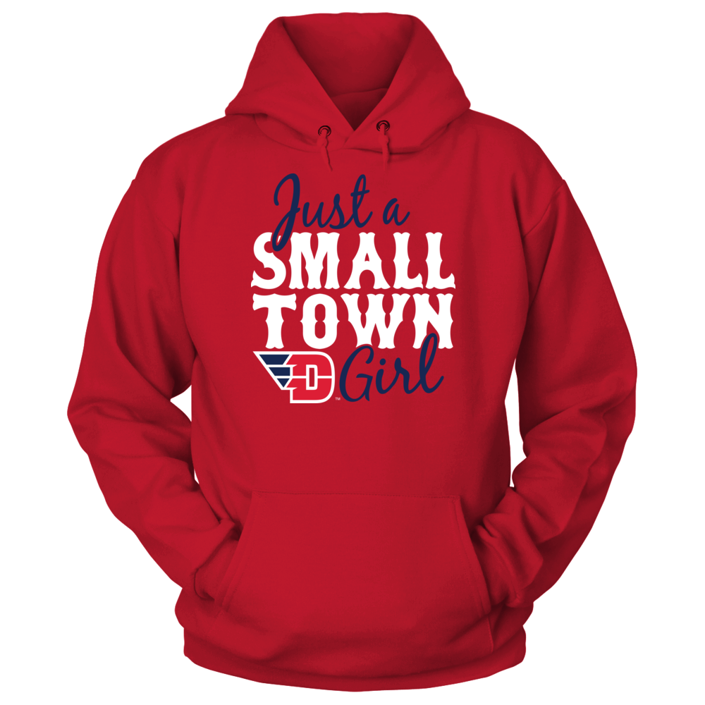 Just A Small Town Girl - Dayton Flyers Front picture
