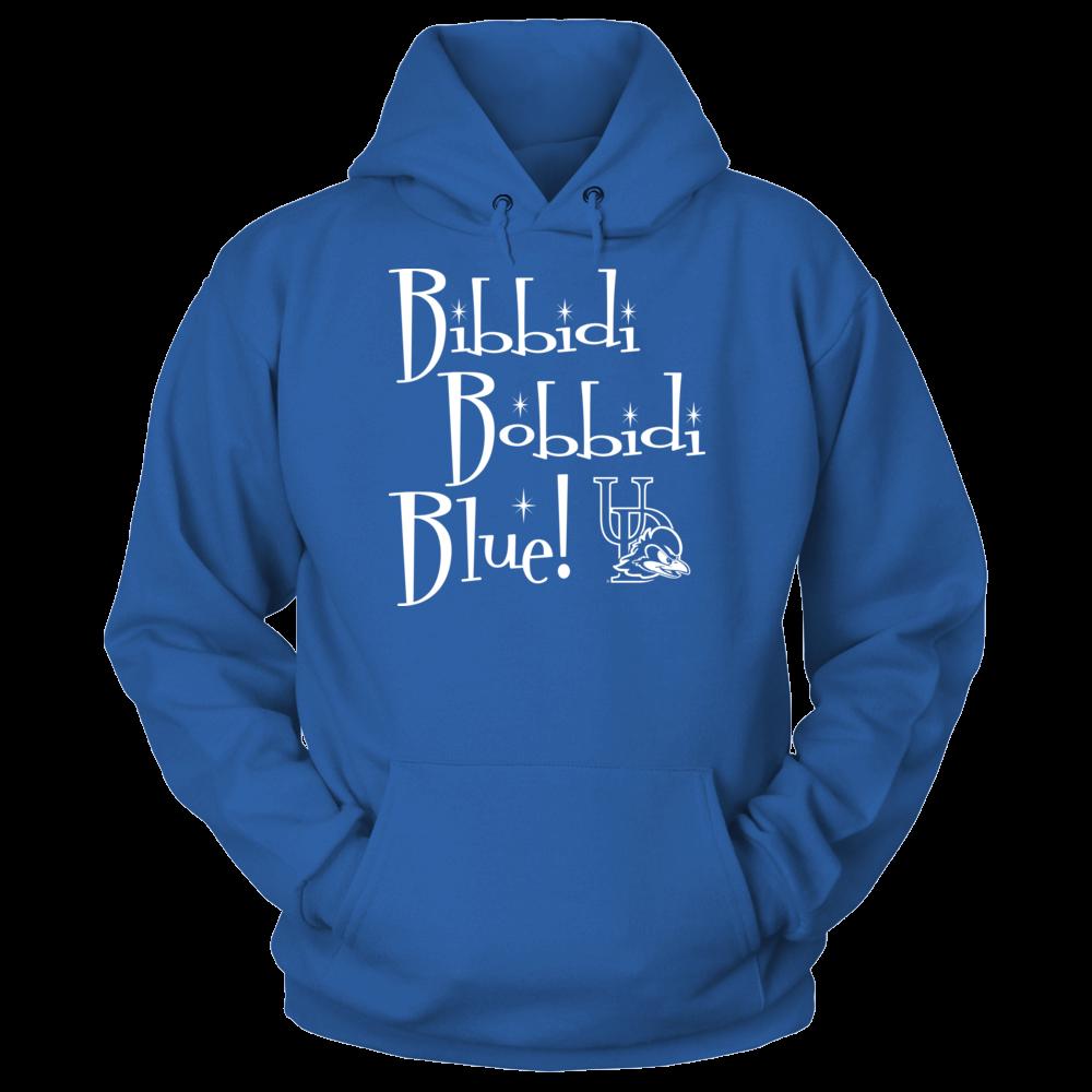 Bibbidi Bobbidi Blue - Delaware Blue Hens Front picture