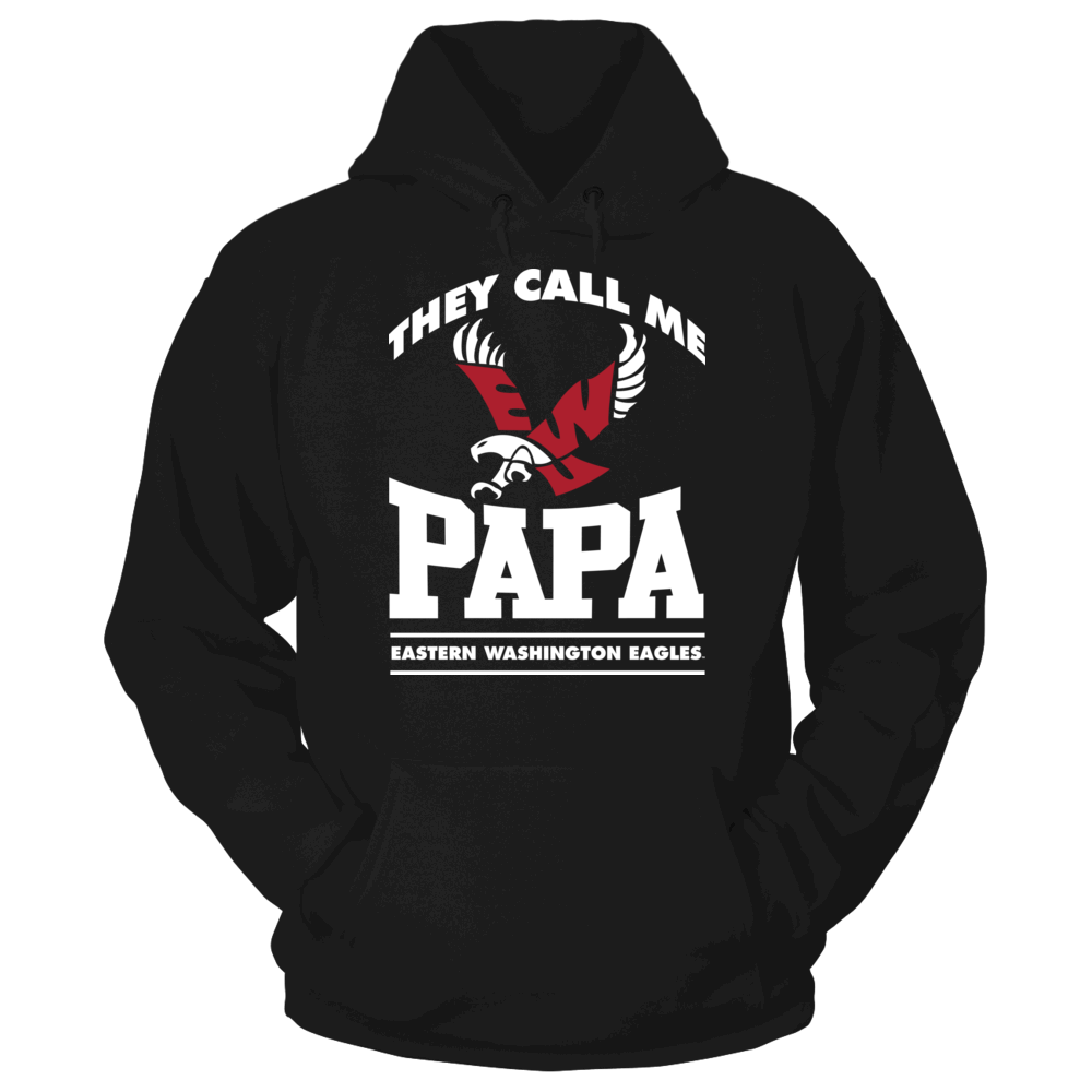 They Call Me Papa - Eastern Washington Eagles Front picture