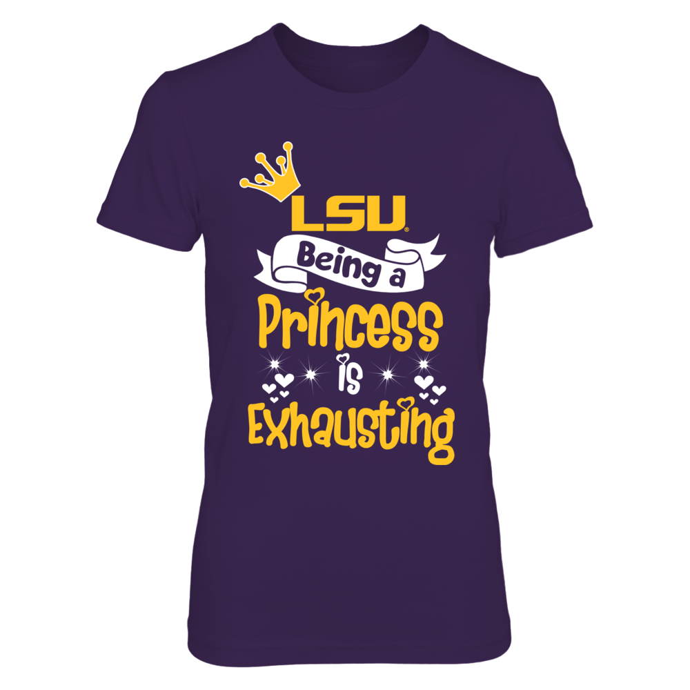 LSU Tigers LSU Princess FanPrint
