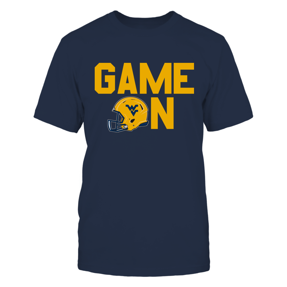 GAME ON - WEST VIRGINIA MOUNTAINEERS Front picture