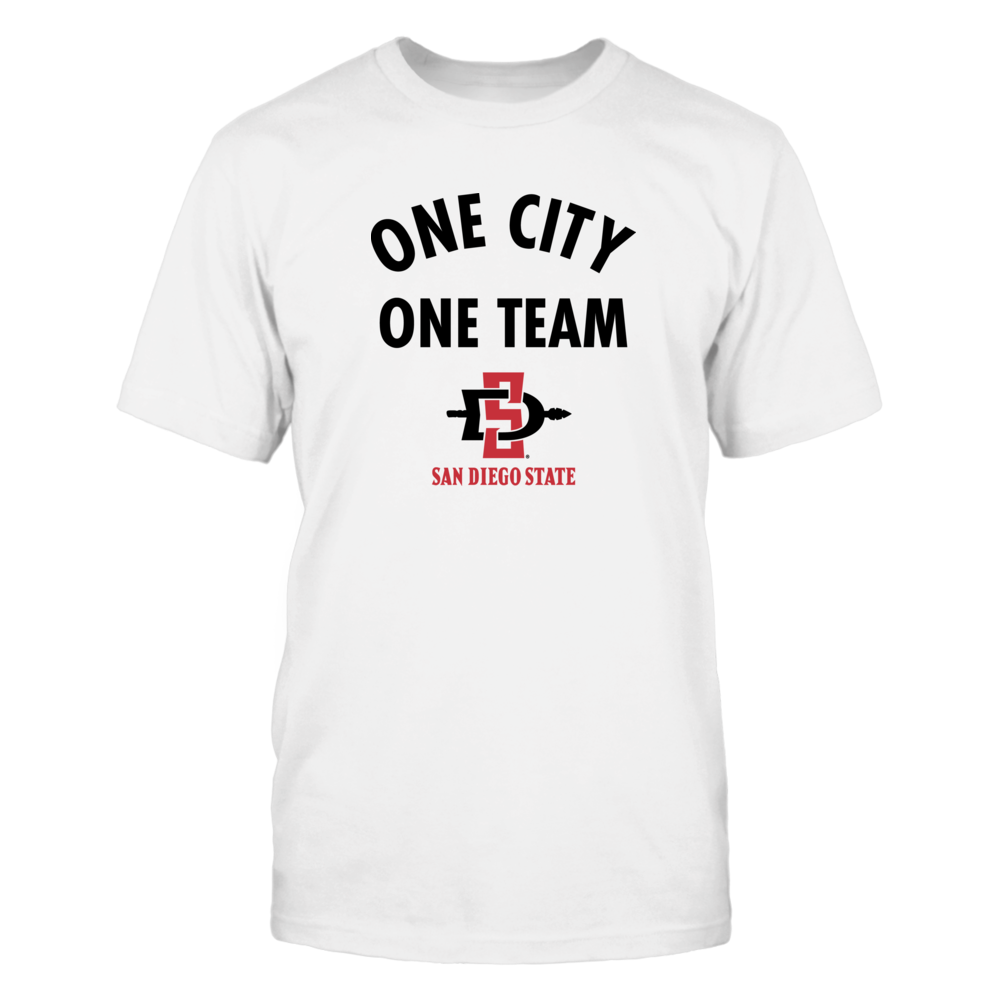 SDSU One City One Team Front picture