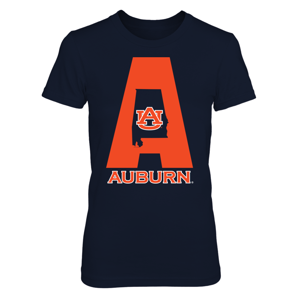 Auburn Tigers - A Is For Auburn Front picture