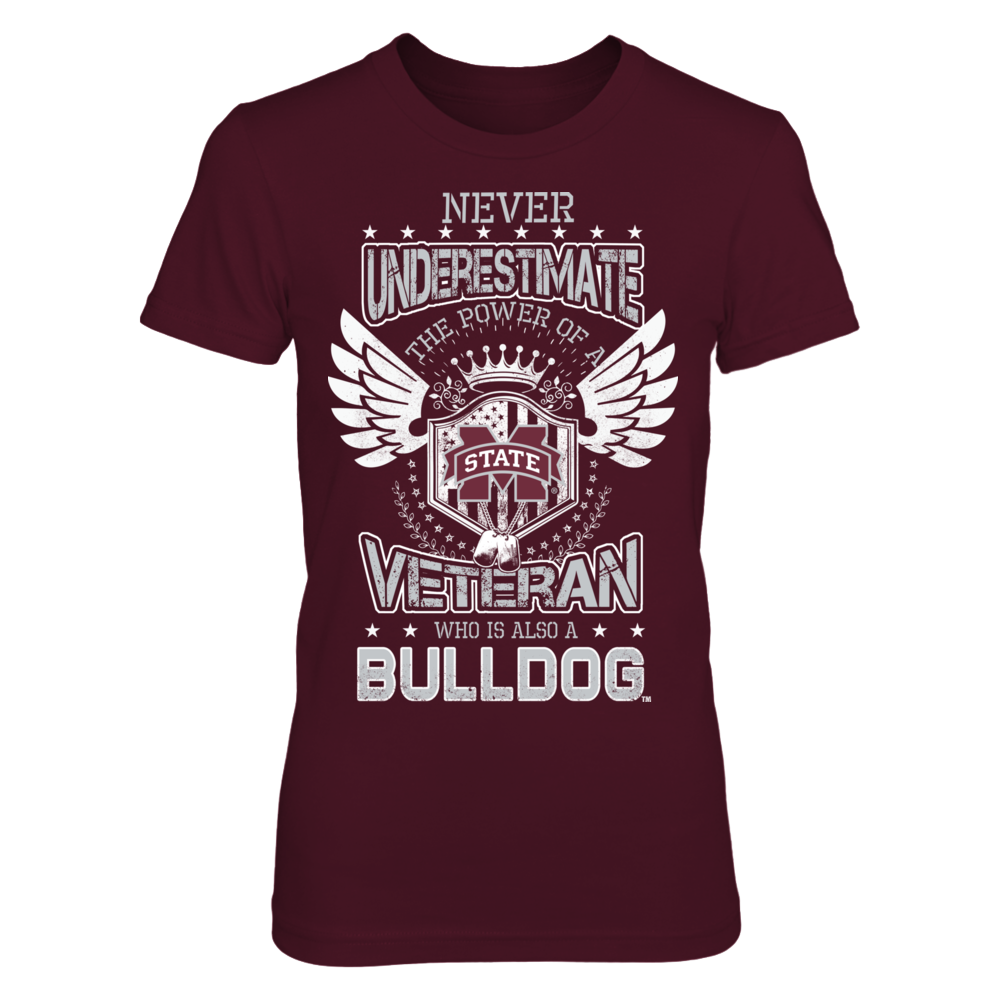 Mississippi Bulldogs - Veteran Front picture