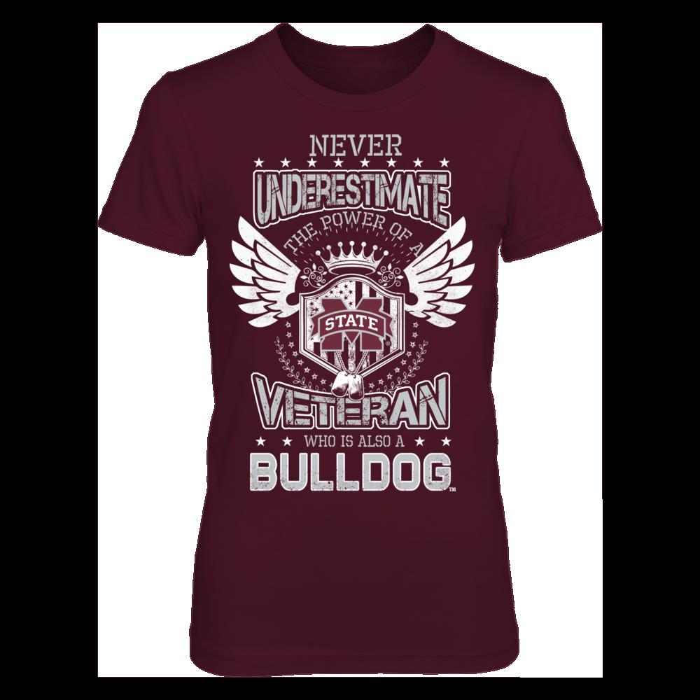 Mississippi Bulldogs - Veteran Front picture