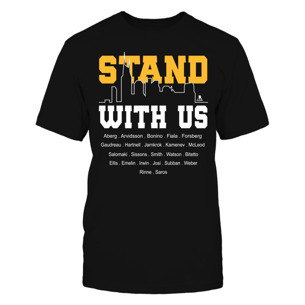 Stand With US - Nashville Skyline Front picture