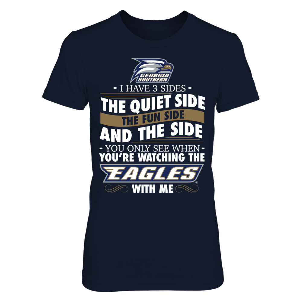 I Have 3 Sides - Georgia Southern Eagles Front picture