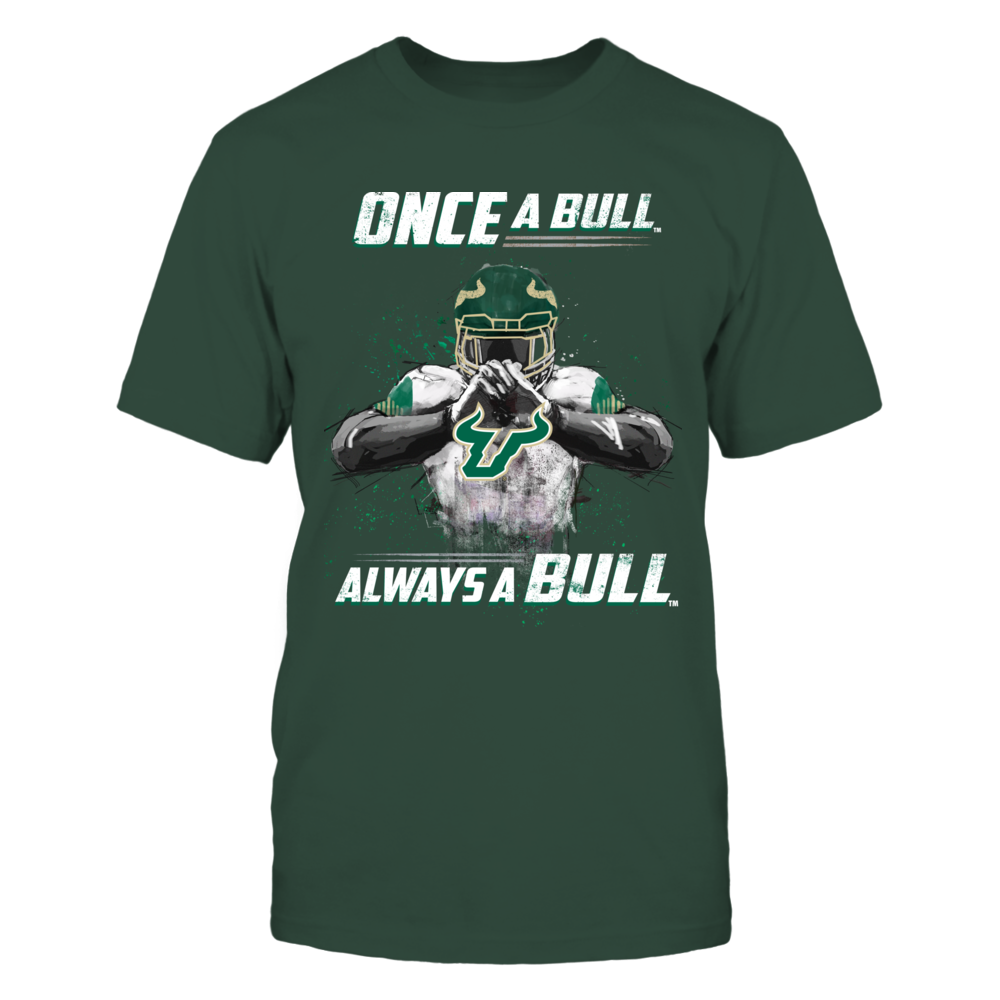 South Florida Bulls - Once a Bull, Always a Bull Front picture