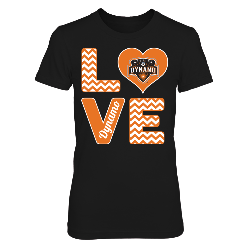 Stacked Love - Houston Dynamo Front picture