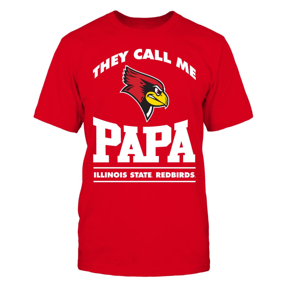 They Call Me Papa - Illinois State Redbirds Front picture