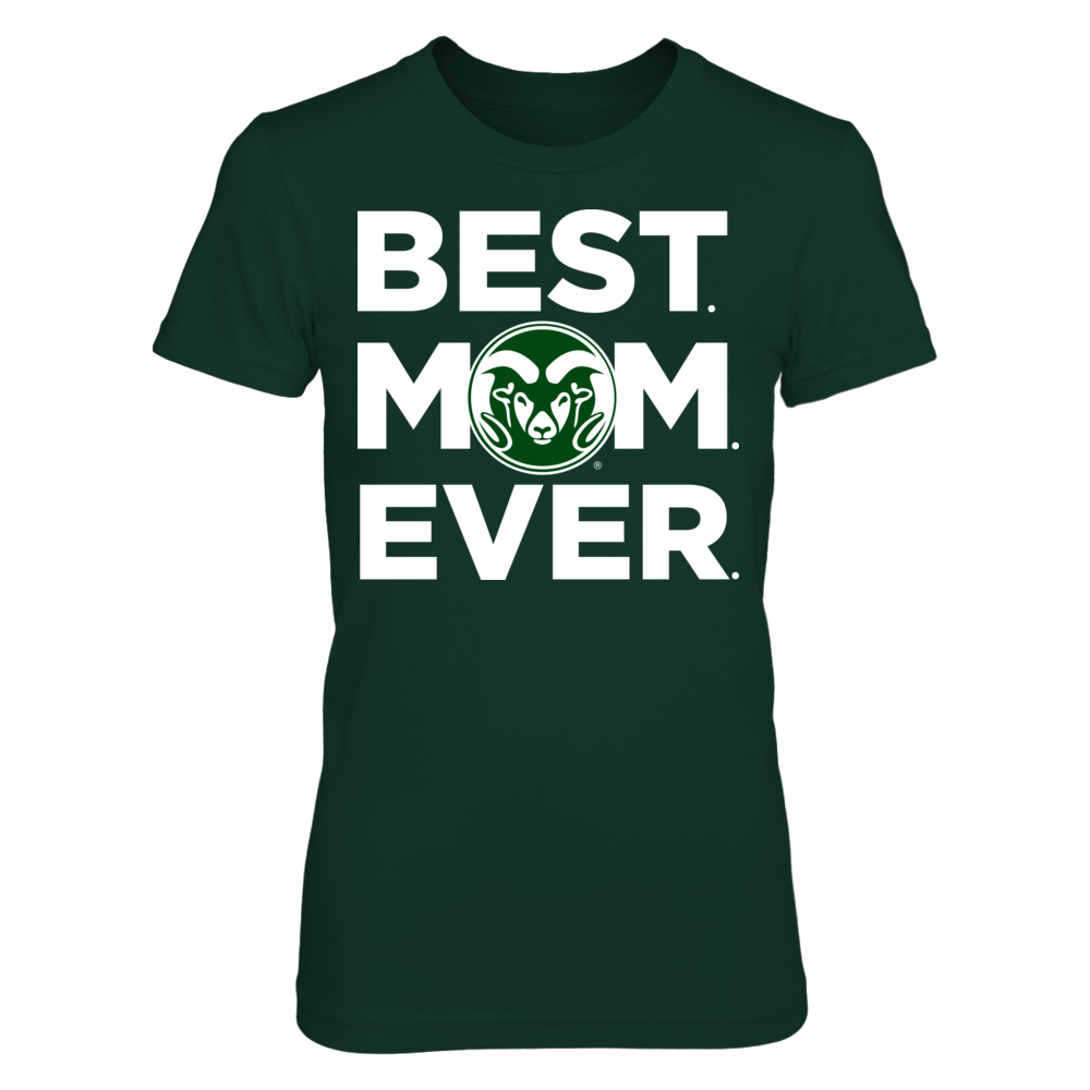 Colorado State Rams - Best Mom Ever Front picture