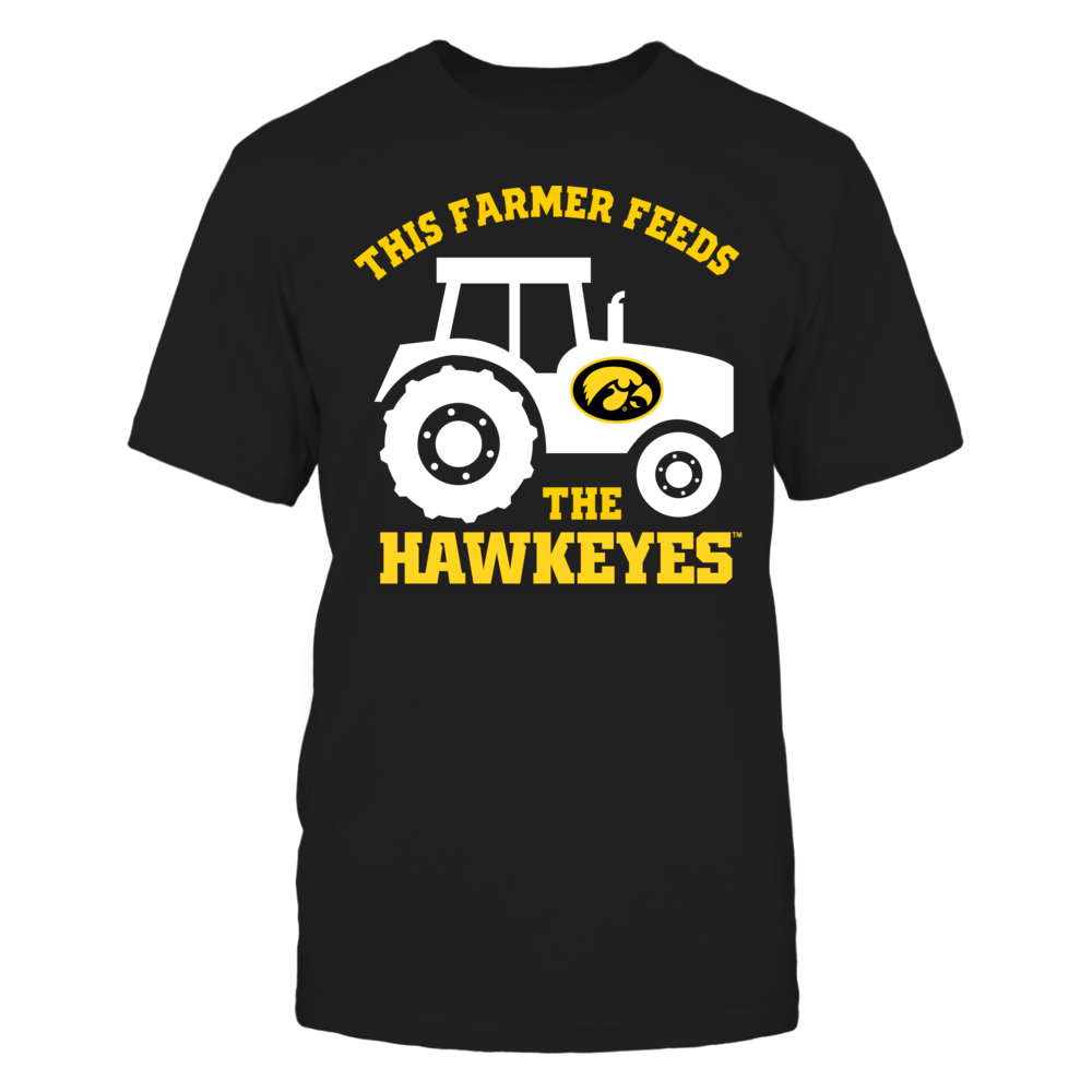 Iowa Hawkeyes This Farmer Feeds - Iowa Hawkeyes FanPrint