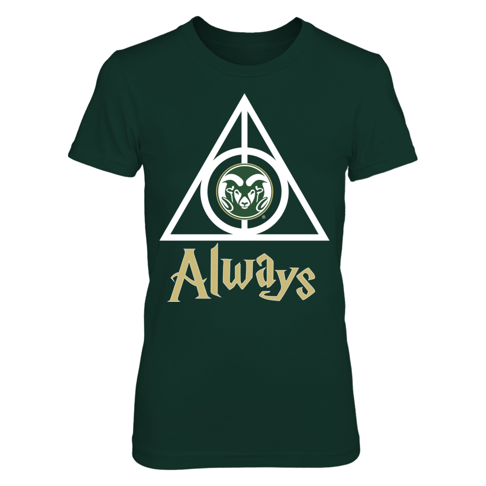 Colorado State Rams Colorado State Rams - Deathly Hallows FanPrint