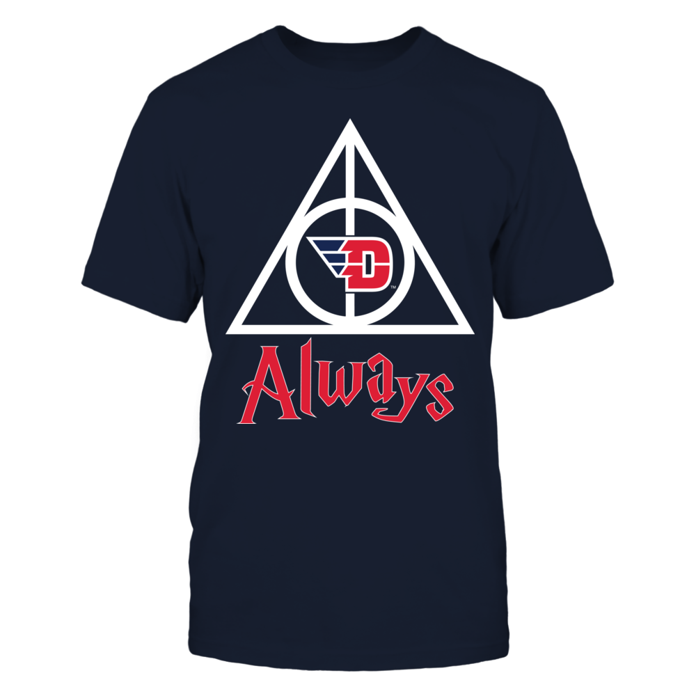 Dayton Flyers - Deathly Hallows Front picture