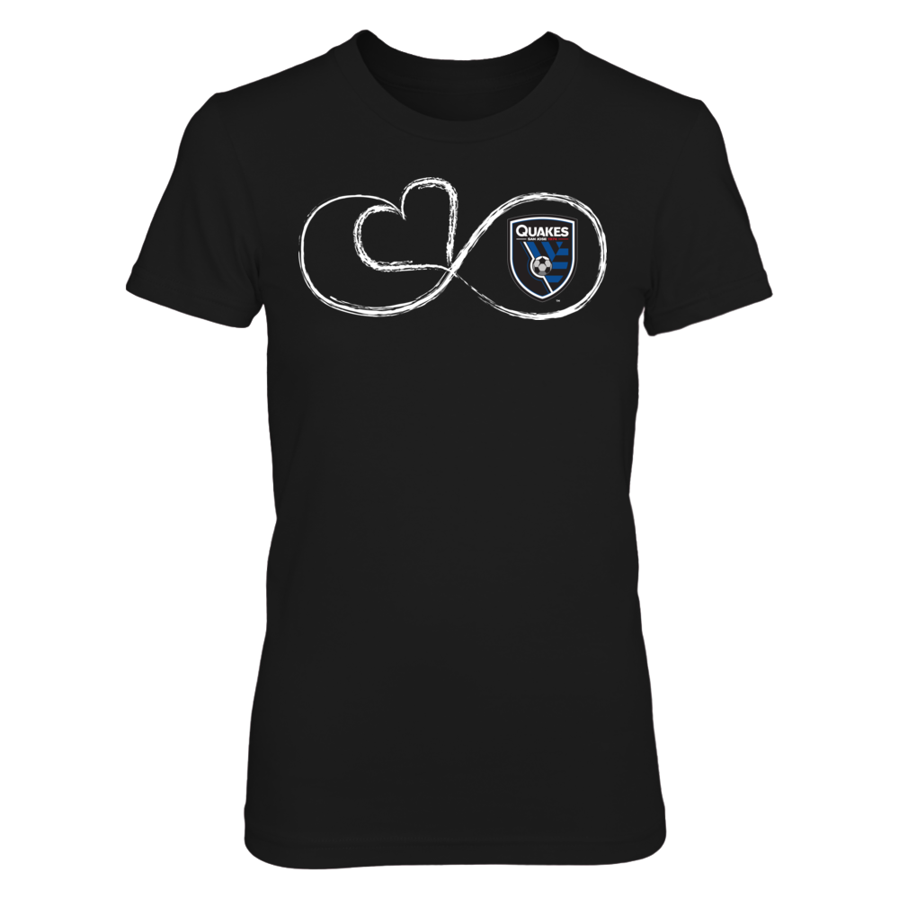 San Jose Earthquakes - Infinite Heart Front picture
