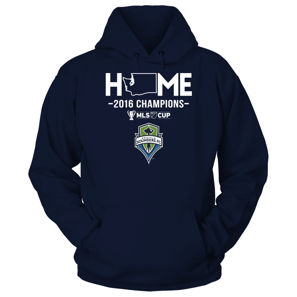 Seattle Sounders FC - Home (2016 Championship) Front picture