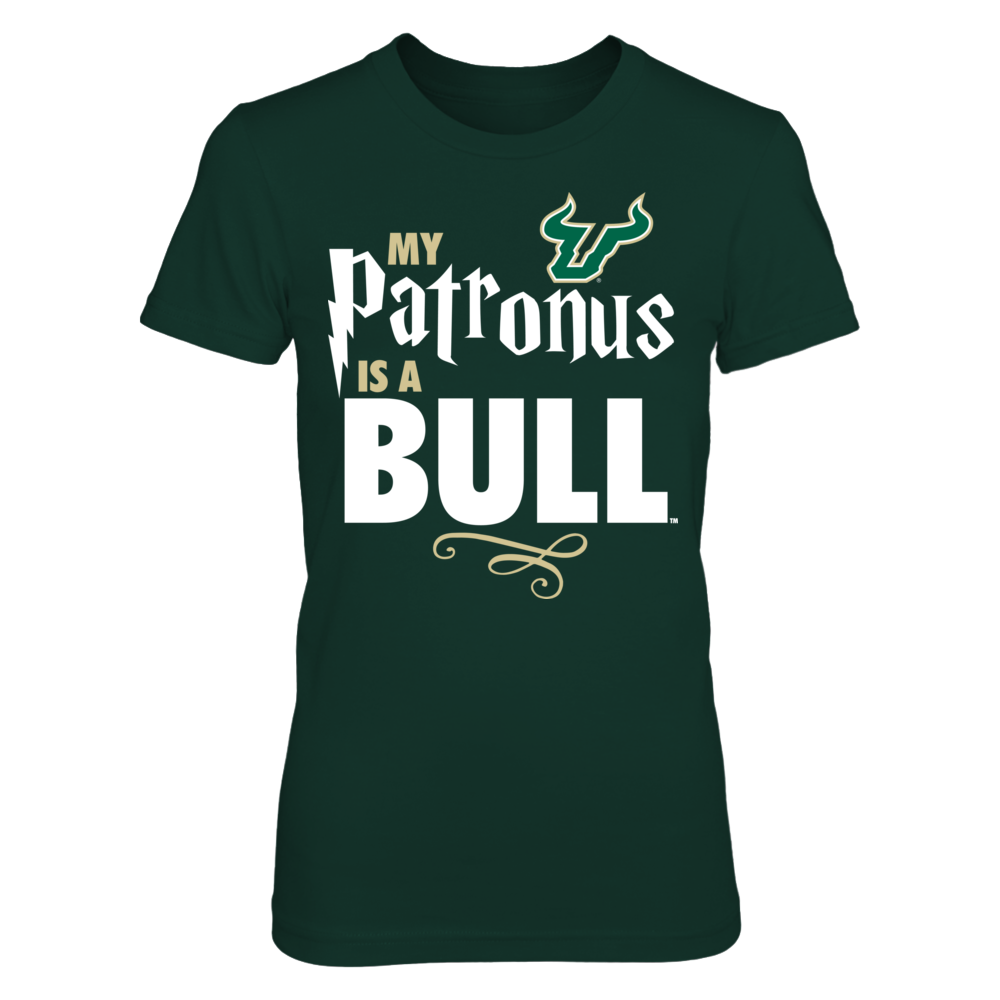South Florida Bulls Patronus - South Florida Bulls FanPrint