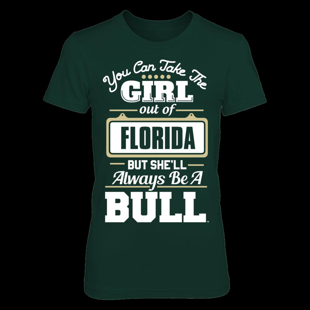 South Florida Bulls Take Her Out - South Florida Bulls FanPrint