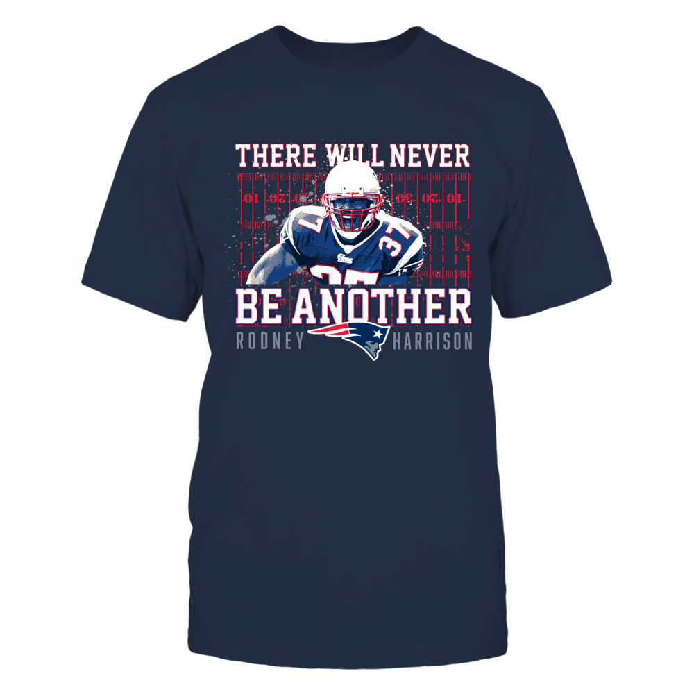 New England Patriots Rodney Harrison - There Will Never Be Another FanPrint