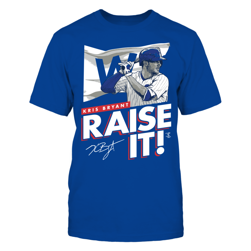 Raise It - Kris Bryant Front picture