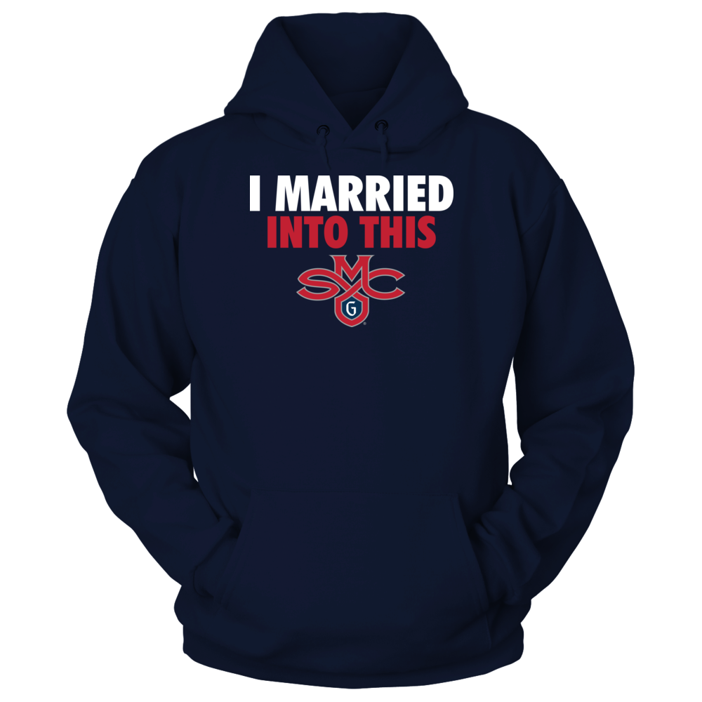 St. Mary's Gaels St. Mary's Gaels - I Married Into This FanPrint