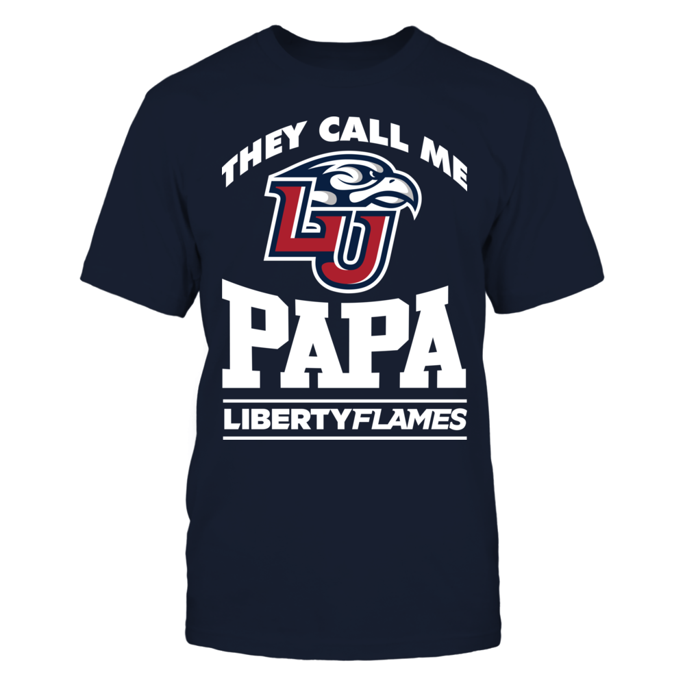 Liberty Flames They Call Me Papa - Liberty Flames FanPrint