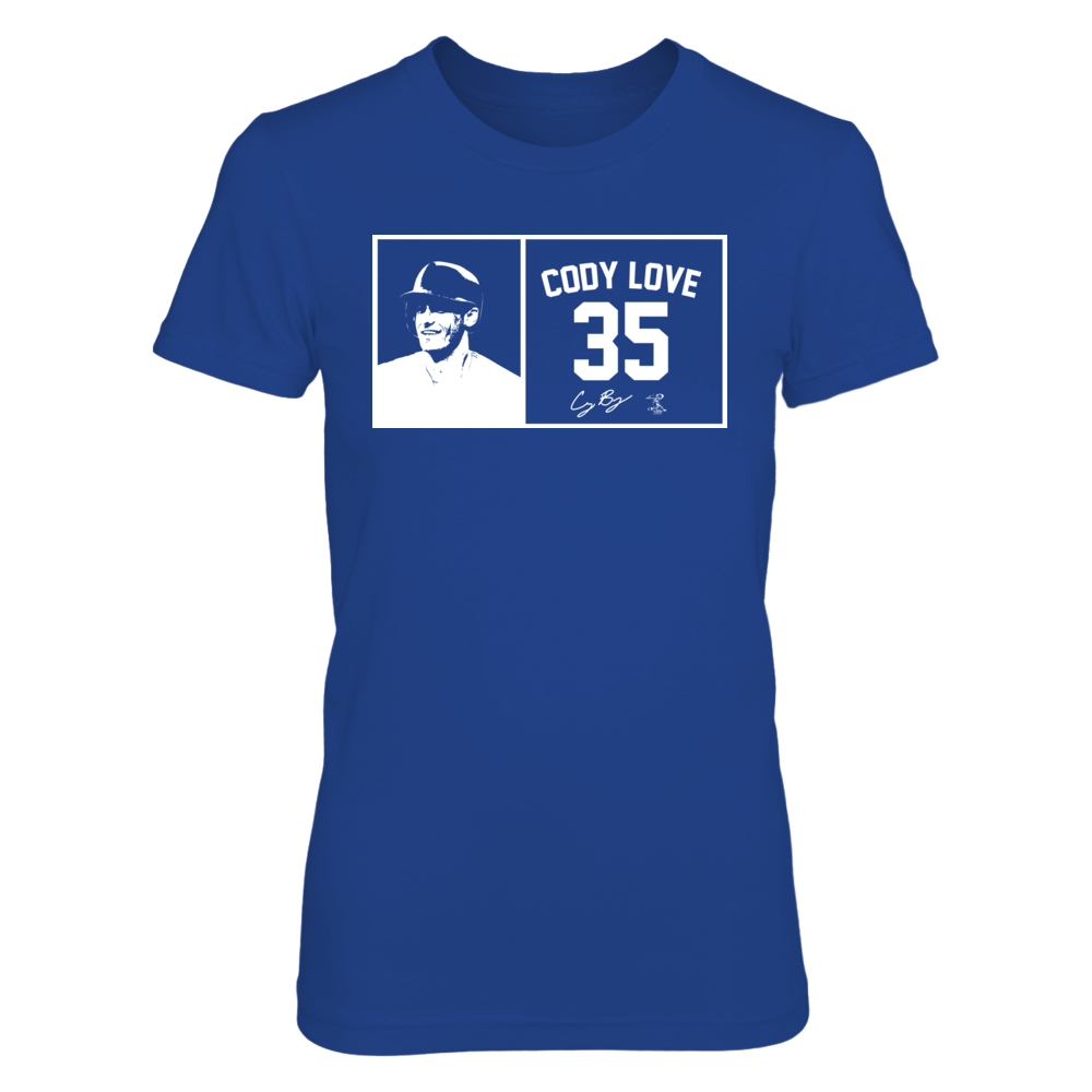 Cody Bellinger - Cody Love Ver 2 Front picture