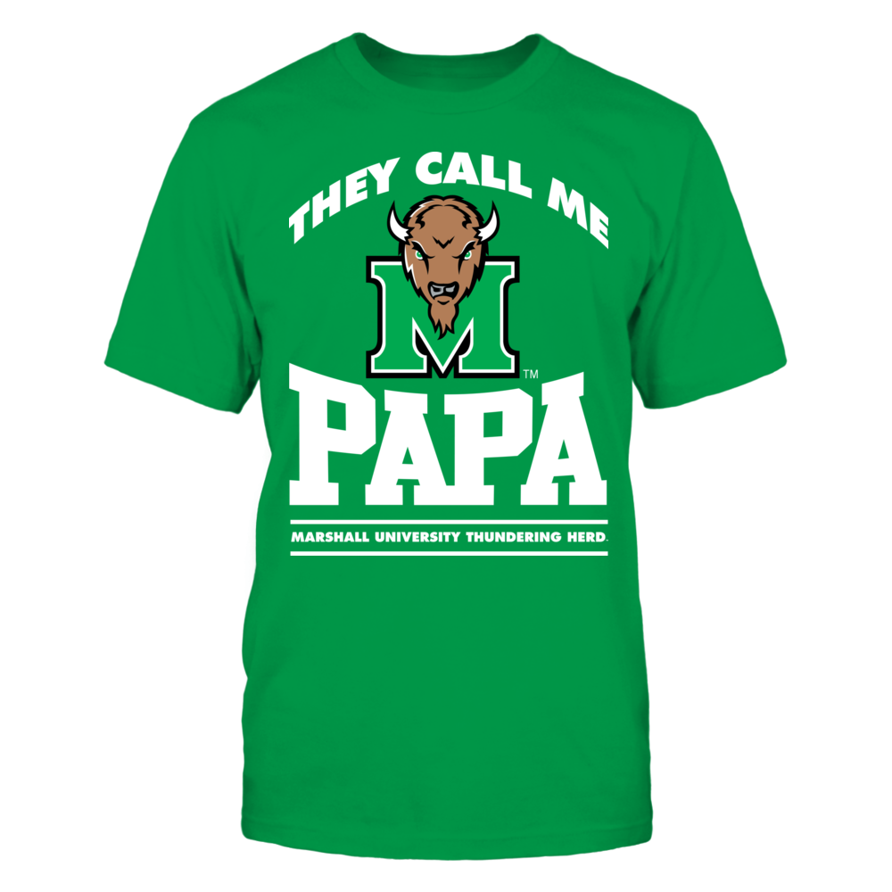 They Call Me Papa - Marshall Thundering Herd Front picture