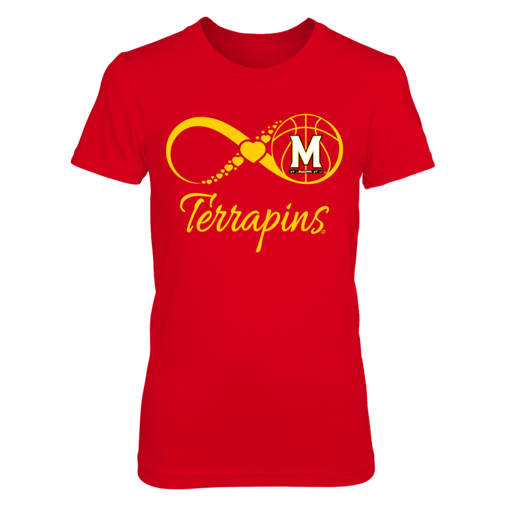 Maryland Terrapins - Infinite Basketball Love Front picture