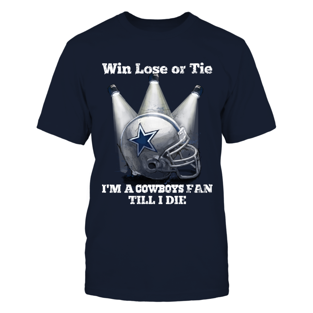 Dallas Cowboys - Fan Till I Die Front picture