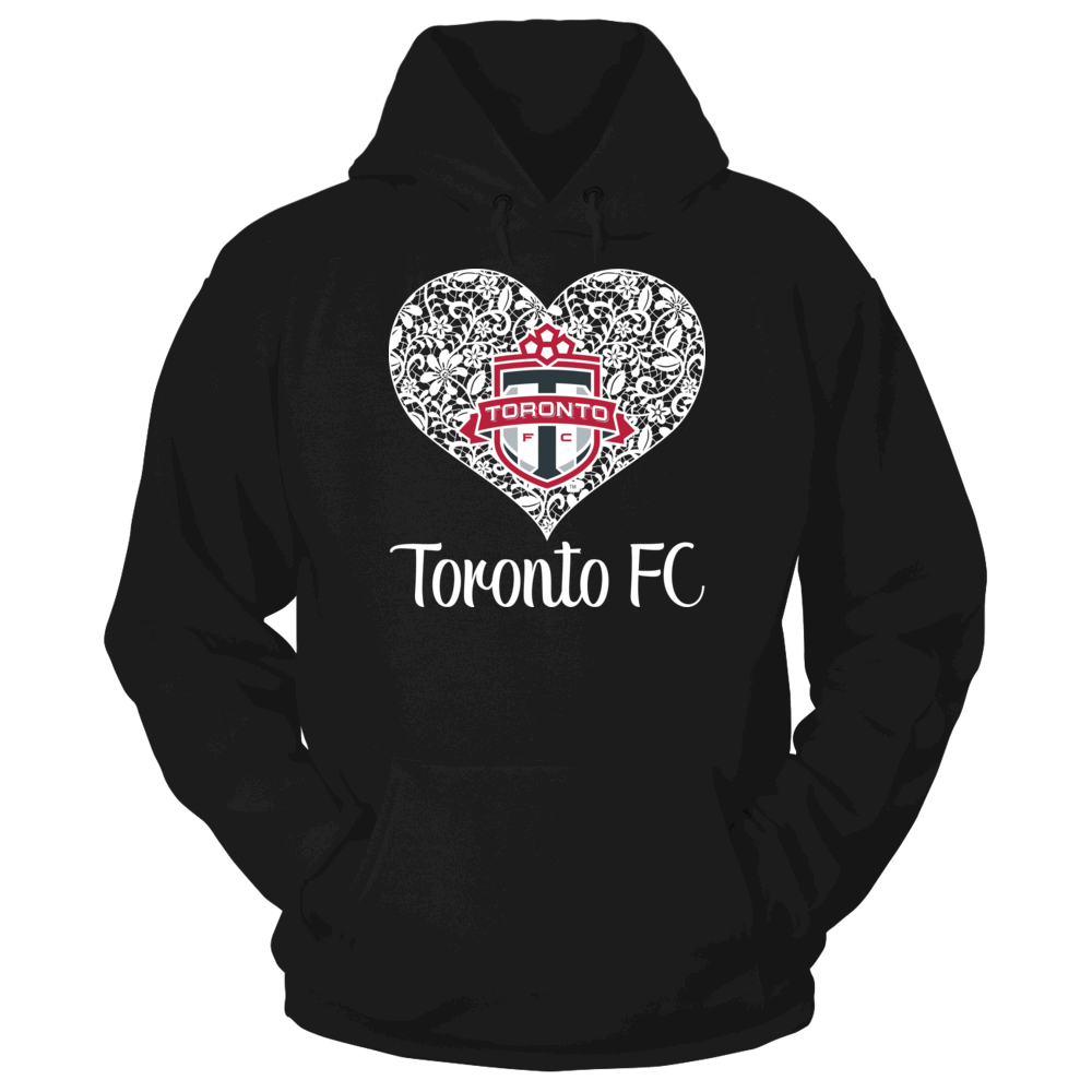 Lace Logo - Toronto FC Front picture