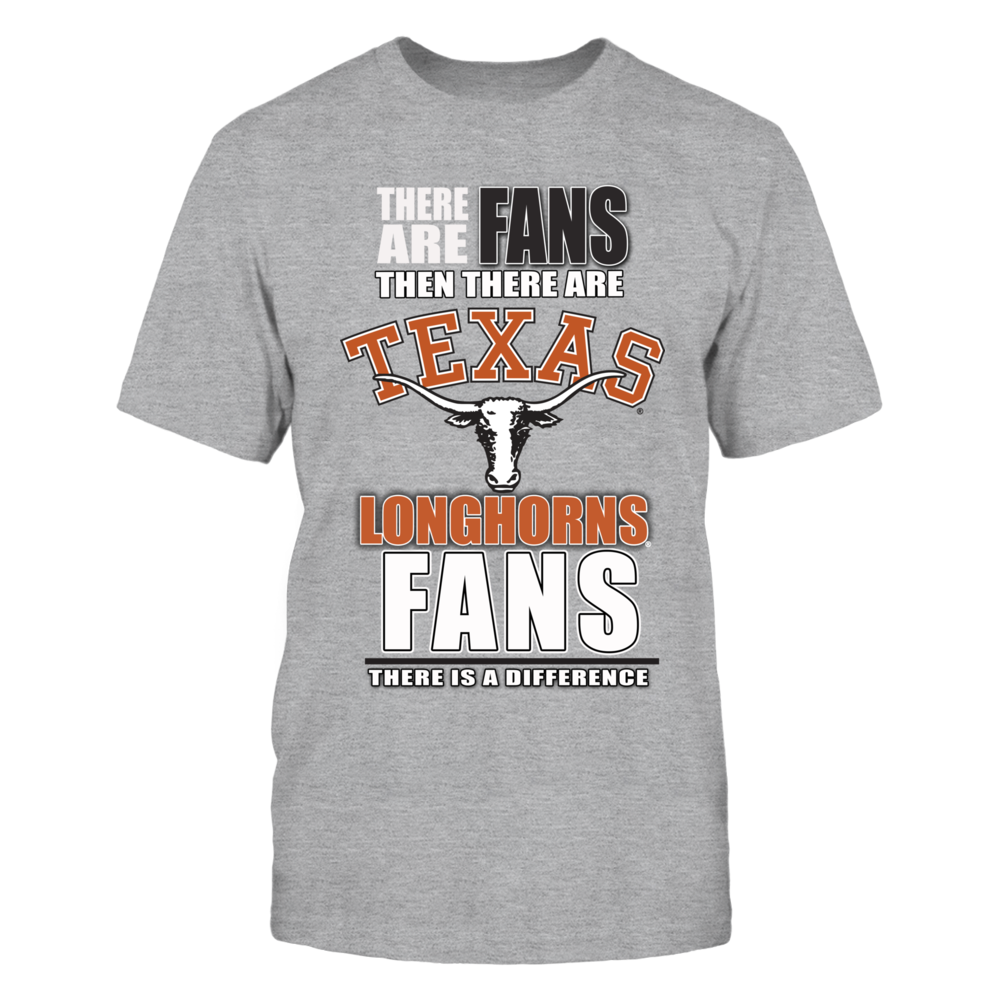 University Texas Longhorns Fans Front picture