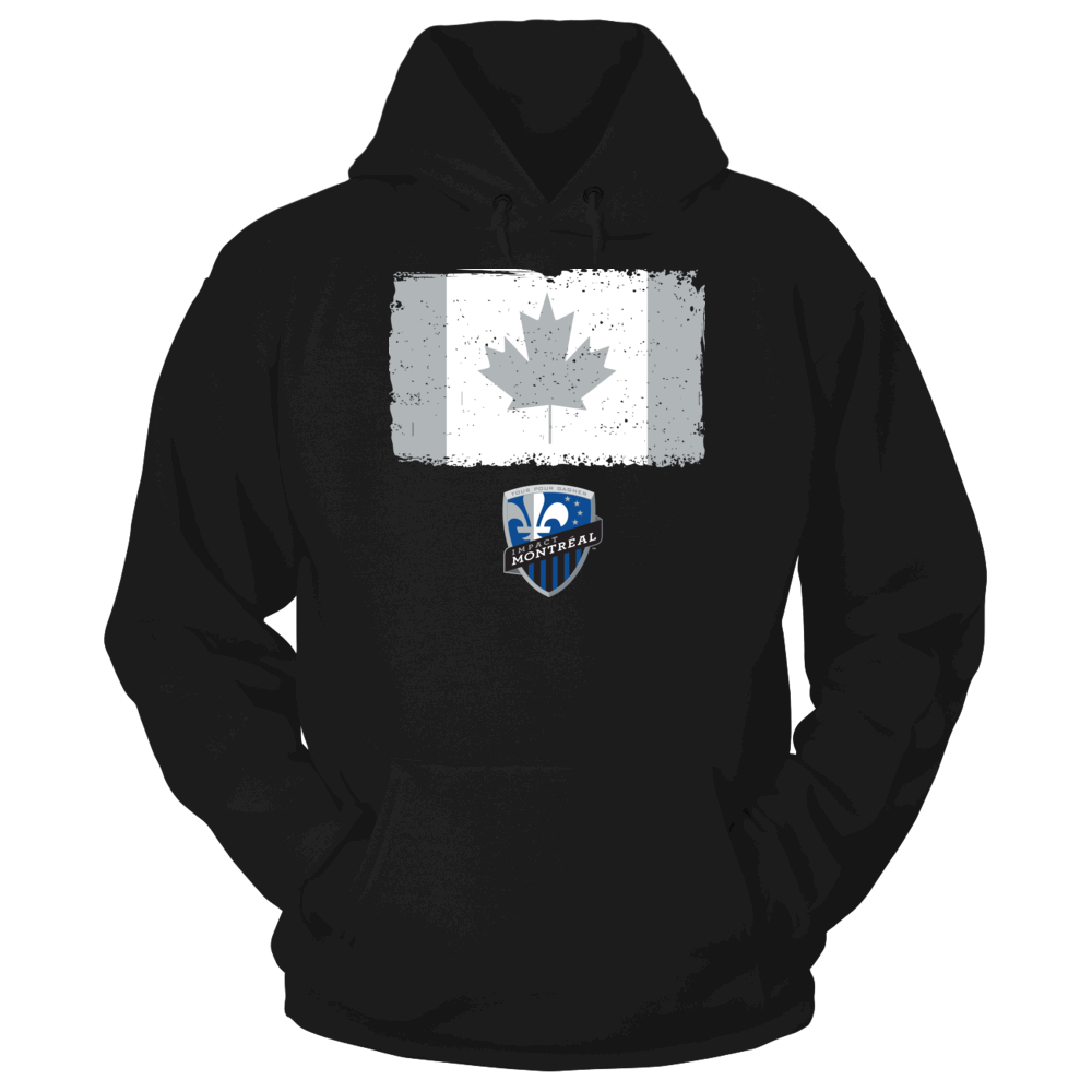 Show Your Pride (Canadian Flag) - Montreal Impact Front picture