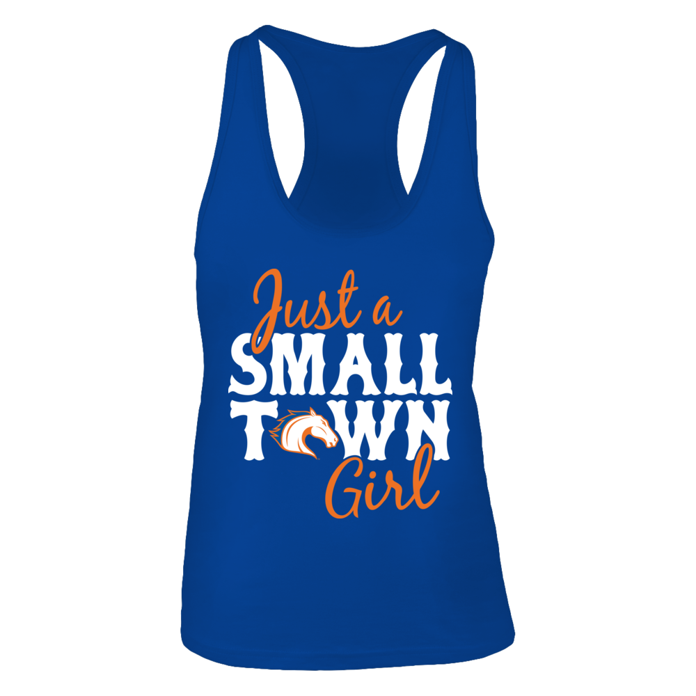 UT Arlington Mavericks Just A Small Town Girl - UT Arlington Mavericks FanPrint