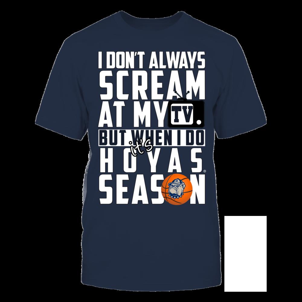 Georgetown Hoyas, Hoyas Season Front picture