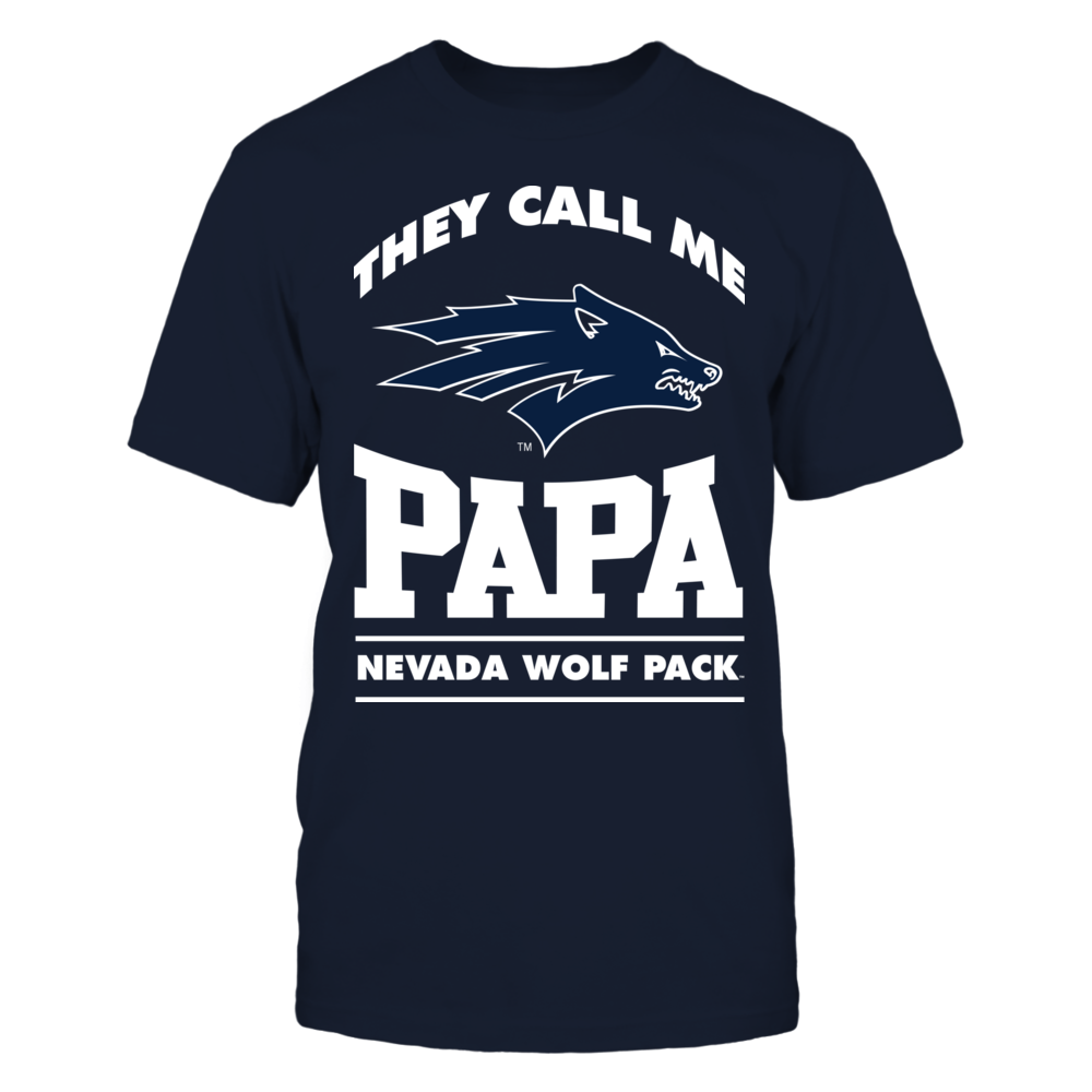 Nevada Wolf Pack They Call Me Papa - Nevada Wolf Pack FanPrint