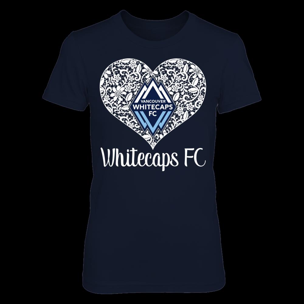 Lace Logo - Vancouver Whitecaps FC Front picture