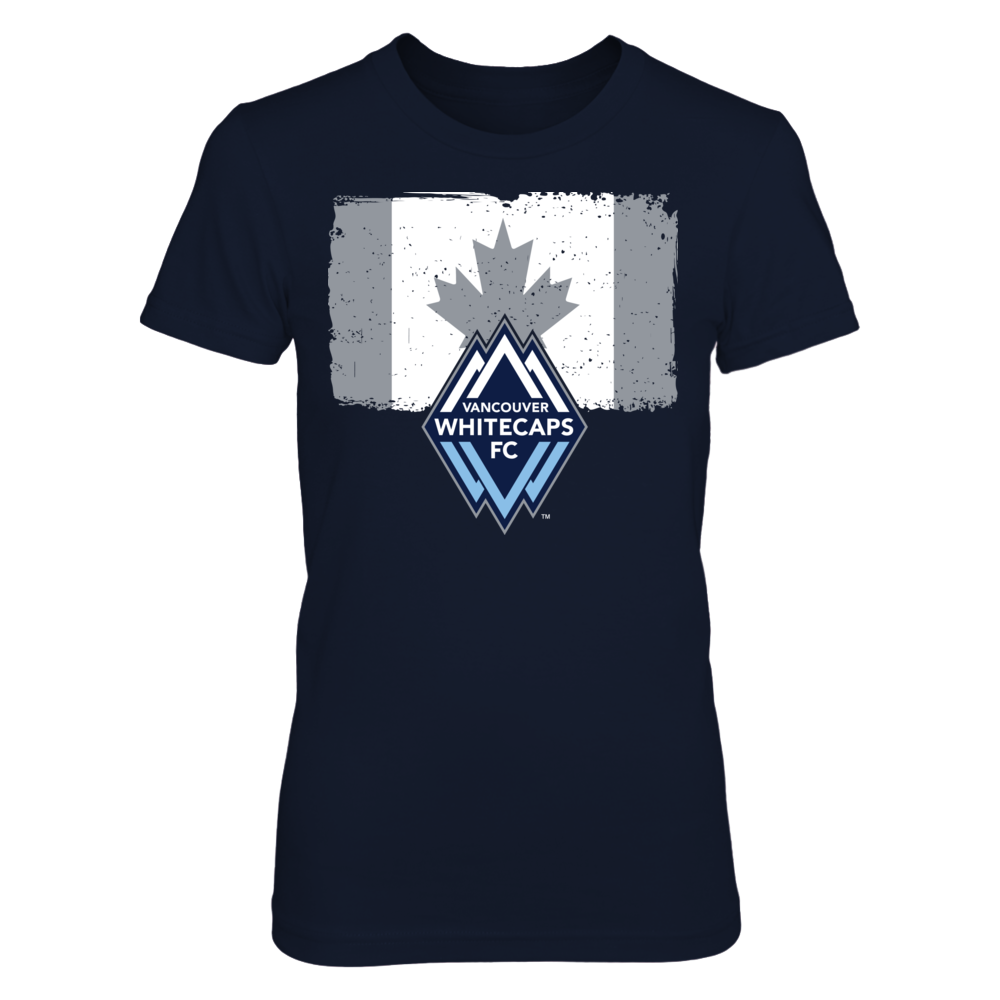 Show Your Pride (Canadian Flag) - Vancouver Whitecaps FC Front picture