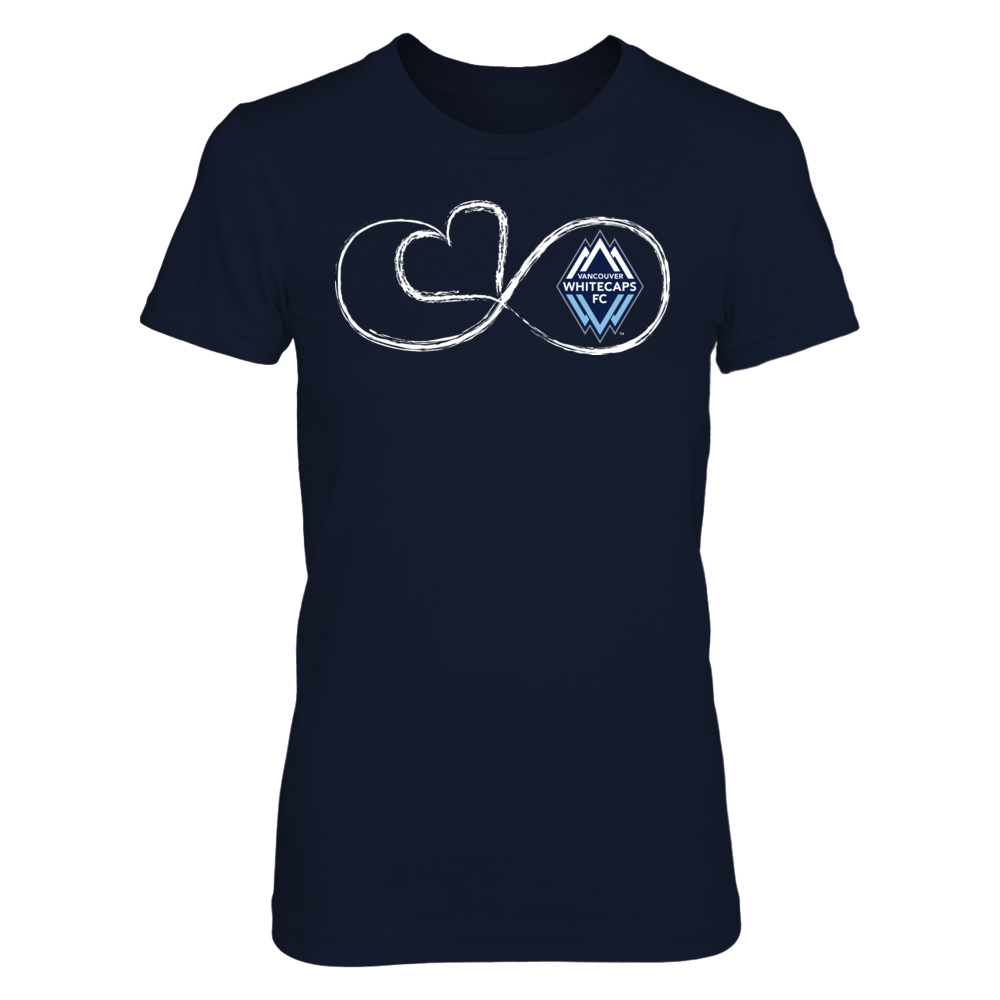 Vancouver Whitecaps FC - Infinite Heart Front picture
