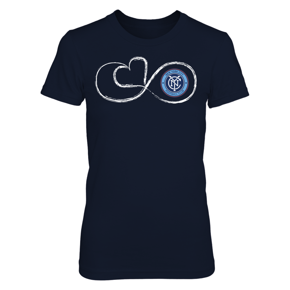 New York City FC - Infinite Heart Front picture