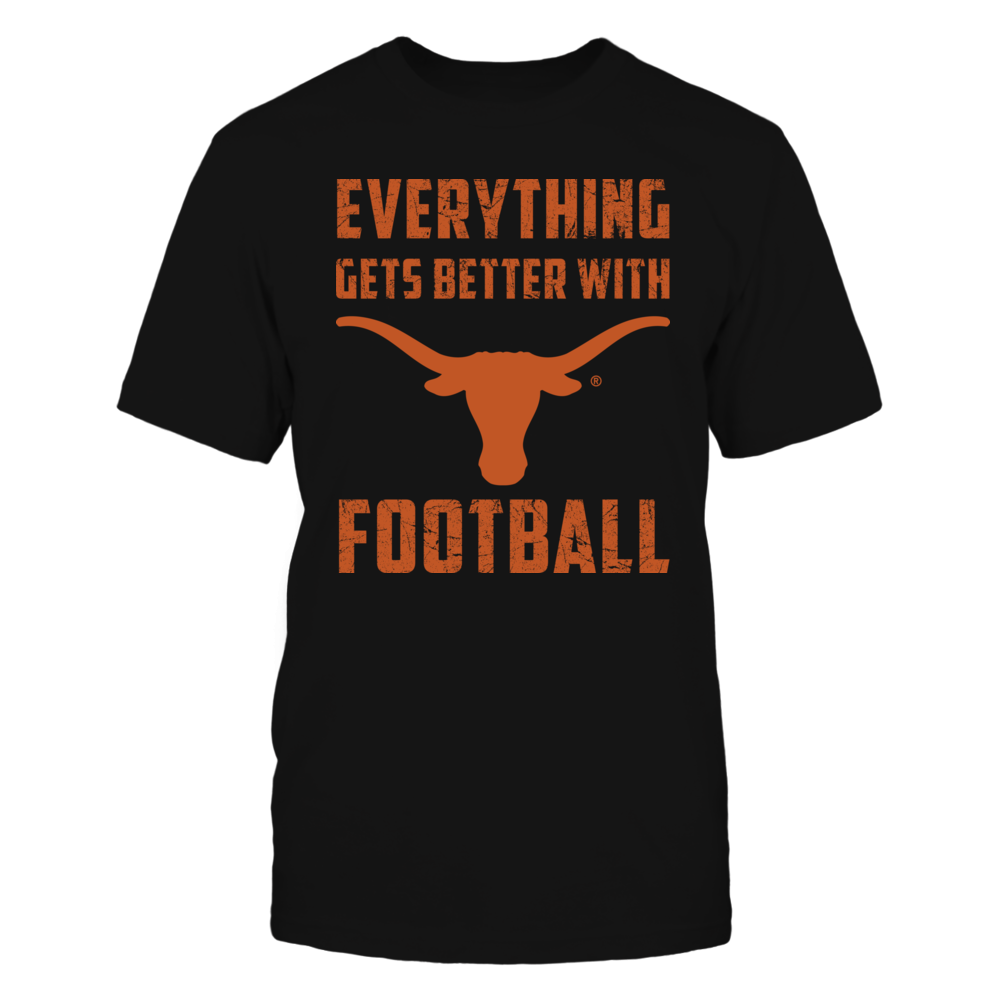 Texas Longhorns - Everything Front picture