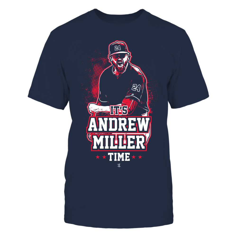 IT'S ANDREW MILLER TIME !!! Front picture