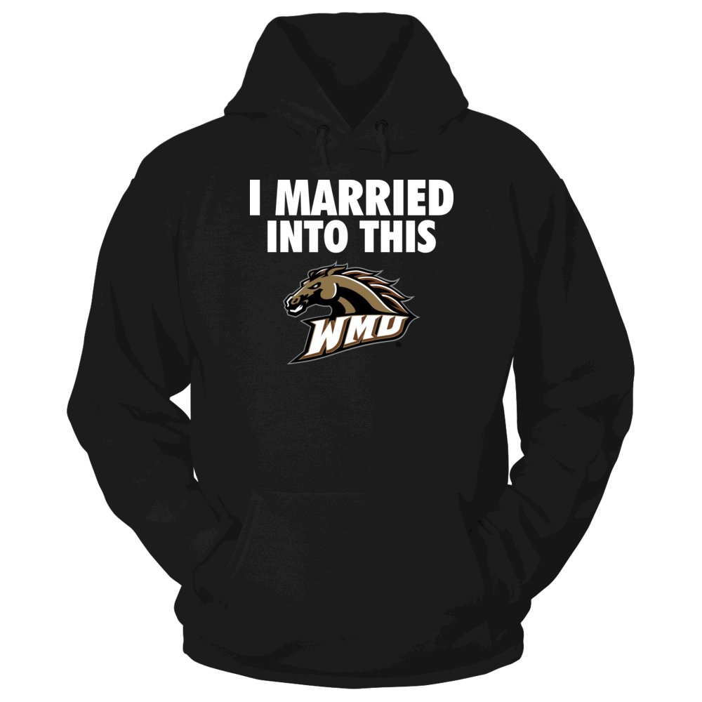 Married Into This - Western Michigan Broncos Front picture